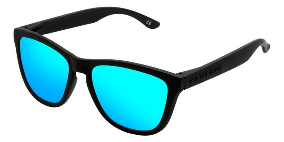 Lentes Hawkers Carbon Black Clear Blue One