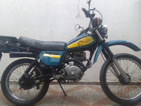 Moto Clásica Honda Xl 185