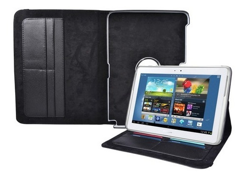 Tablet Samsung Galaxy Gt-p1000,  Estuche En Cuero