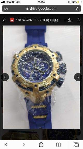 Relógio Invicta Linha Gold