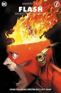 Flash Desafío De Las Fuerzas Dc Comics