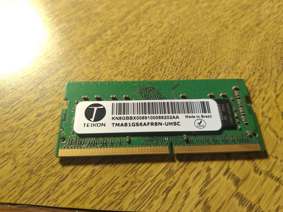 Memoria Ram 8gb 2600 Mhz