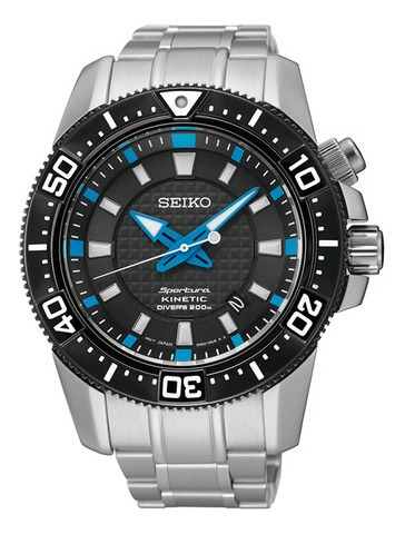 Reloj Seiko Ska561p1 Para Caballero Ext De Acero