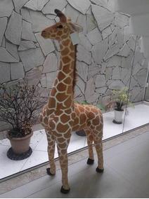 Kit C/3 Girafa Leão E Tigre Reslista Alta Qualidade