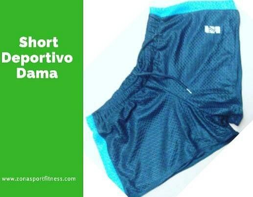 Short Deportivo Para Damas