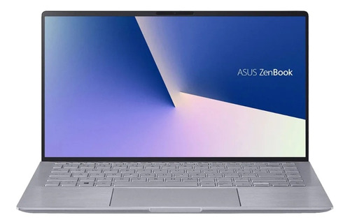 "Notebook Asus ZenBook Q407IQ light gray 14"", AMD Ryzen 5 4500U  8GB de RAM 256GB SSD, NVIDIA GeForce MX350 1920x1080px Windows 10 Home"