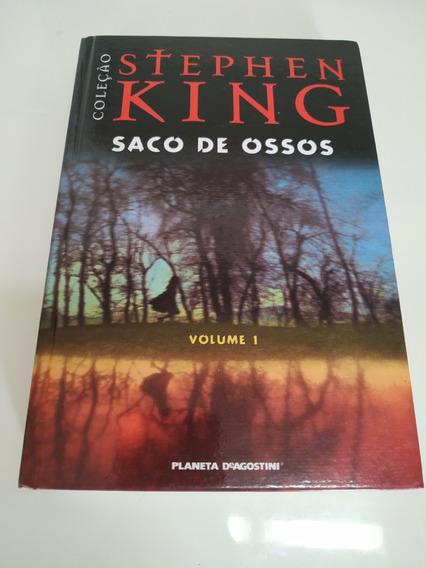 Livro Saco De Ossos Vol 1 - Stephen King ( Novo )