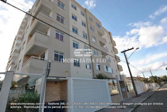Ampla Cobertura Duplex No Centro Da Palhoça - 3881