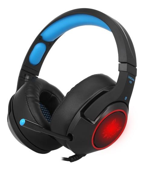 Onikuma K9 Headsets Gaming 3.5mm Sobre Fio Sobre Fones De Ou