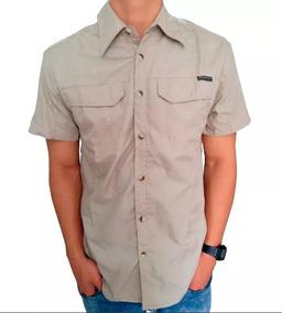 Camisa Columbia Caballero