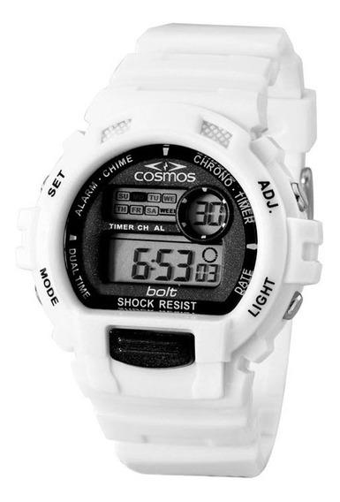 Relógio Masculino Cosmos Digital - Os41379b