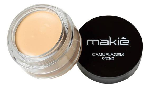 Makiê Camuflagem Creme Vanilla - Corretivo 17g Blz