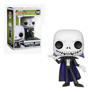 Vampire Jack Skellington Disney Funko Pop