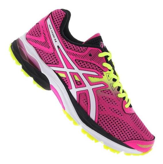 Tênis Asics Gel Flux 4 A Feminino - Running - Rosa