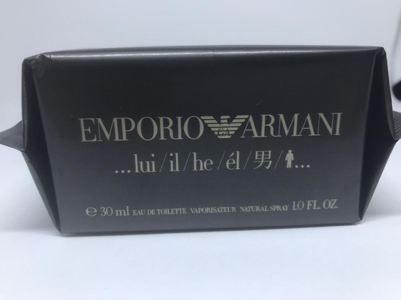 Emporio Armani He 30ml Original Lacrado Entrega 24h