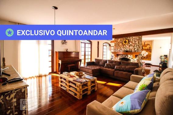 Casa Mobiliada Com 5 Dormitórios E 7 Garagens - Id: 892929413 - 229413