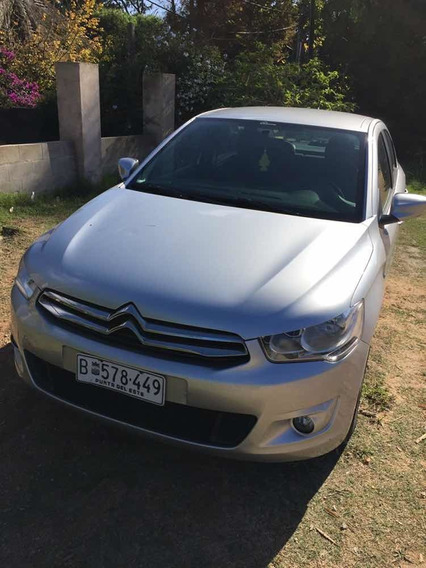 Citroën C-elysée 1.2 82 5v Feel 2014