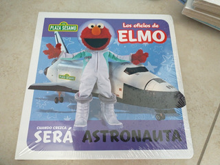 Los Oficios De Elmo Libro De Rompezabezas Plaza Sesamo