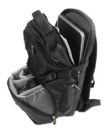Backpack Compartimento Tablet Laptop C Antilluvia Para Nik