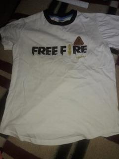 Remera De Free Fire