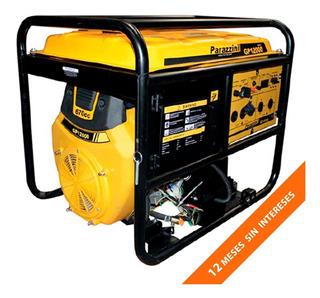 Generador Parazzini 22hp 4 Tiempos Trifásico Envío Gratis