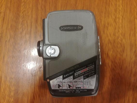 Antiga Camera Filmadora Yashica 8mm