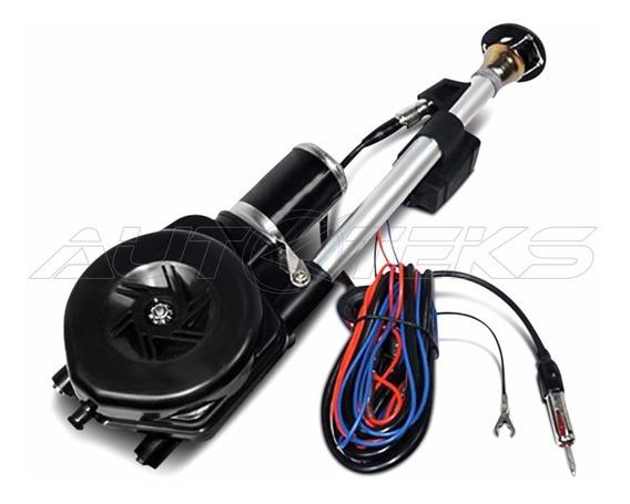 Antena Automática Eléctrica Motorizada Reforzada Am Fm F335