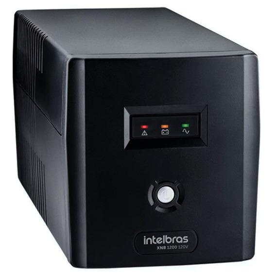 Nobreak Intelbras Xnb 1200va Pc Videogame Dvr Câmera Cftv
