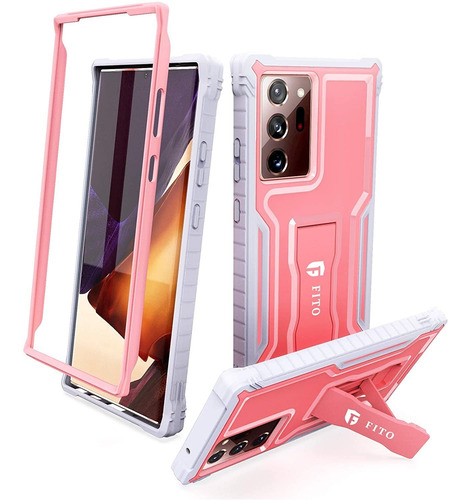 Fito Funda Samsung Galaxy Note 20 Ultra, Funda Resistente...