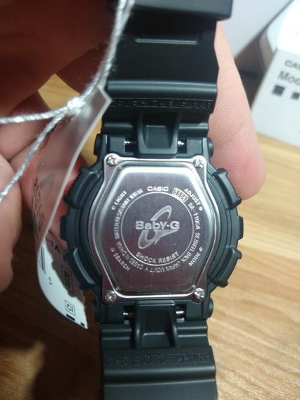 Reloj Casio Baby-g Para Dama Nuevo Todo Nuevo