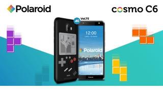 Polaroid Cosmo C6 + Game Cover Camara Dual 13mp 16gb