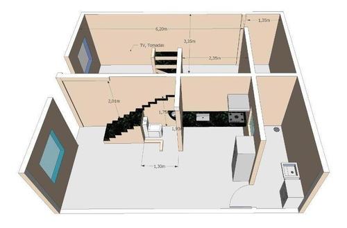 Sobrado Com 2 Dormitórios À Venda, 53 M² Por R$ 239.0 - Itaquera - São Paulo/sp - So6610