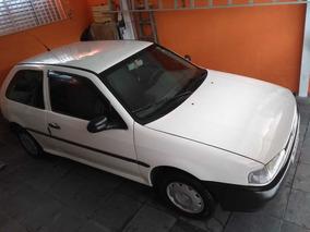 Volkswagen Gol Special Mi 8v - Gasolina - Branco - 2000/2001