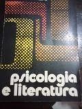 Livro - Psicologia - Psicologia E Literatura