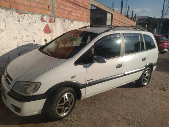 Chevrolet Zafira 2.0 Comfort Flex Power 5p 2008