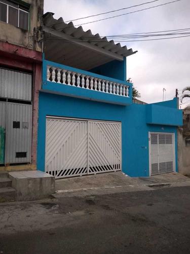 Imagem 1 de 14 de Oportunidade Sobrado + Edicula Prox Shopping Patio-r$420 Mil