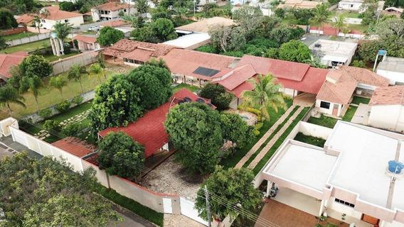 Casa Em Região Dos Lagos, Sobradinho/df De 481m² 5 Quartos À Venda Por R$ 540.000,00 - Ca237178