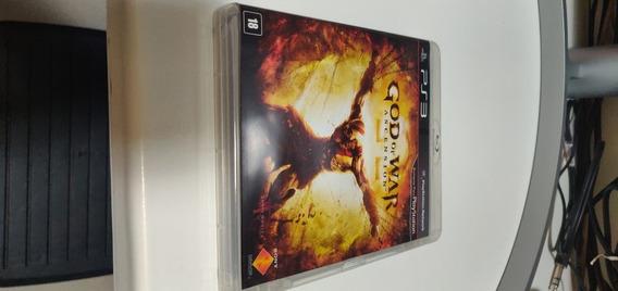 God Of War Ascension Ps3 Midia Fisica