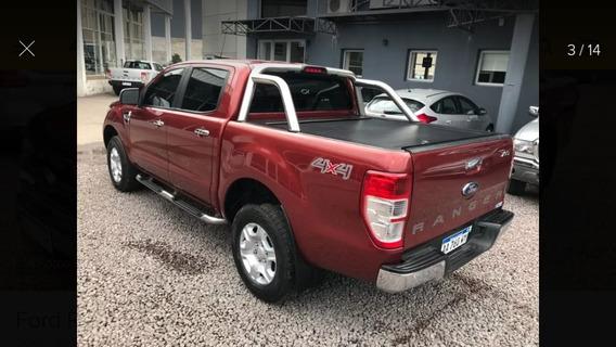 Ford Ranger 2016 3.2 4x4 Xlt Automatica