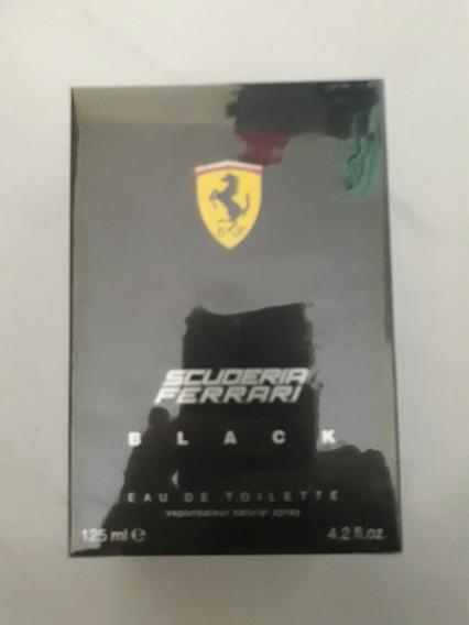Perfume Scuderia Ferrari Black 125 Ml