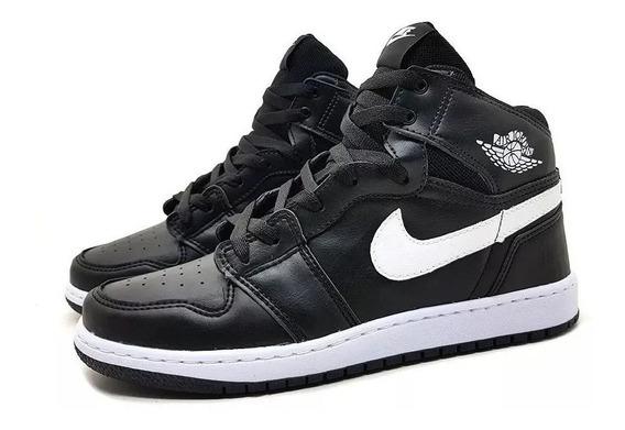 Tenis Botinha Nike Air Jordan 1 Chicago Retro High Promoção