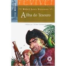 A Ilha Do Tesouro - Série Recontar Juven Robert Louis Steve