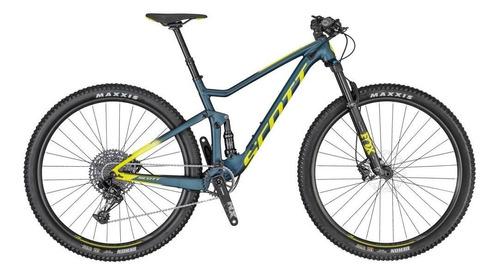 Bicicleta 29 Scott Spark 950 Full Sram Nx Eagle (2020) Verde