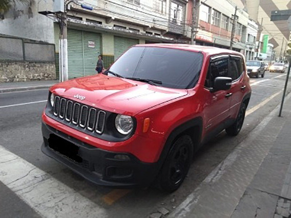 Jeep Renegade 1.8 Automatico Flex 2016