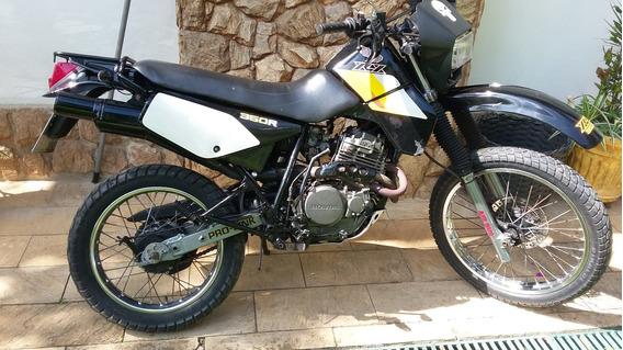 Moto Honda Xlx 350r