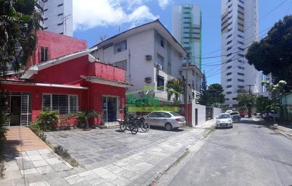Excelente Casa À Venda, 368 M² Por R$ 1.250.000 - Graças - Recife/pe - Ca0596