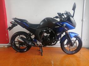 Yamaha Fazer 2.0 2018