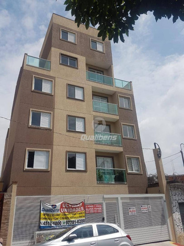 Apartamento Com 2 Dormitórios À Venda, 69 M² Por R$ 305.000,00 - Vila Guarani - Mauá/sp - Ap0322