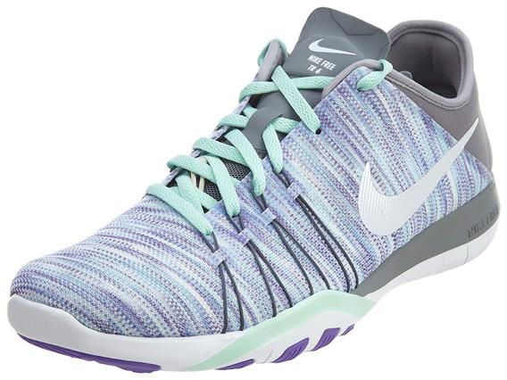 Tenis Nike Wmns Free Tr 6 Amp No. 23 Mx
