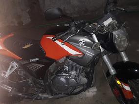 Vendo Zanella 250 Rx 2012